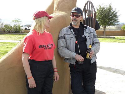 Voni with Richard Swim