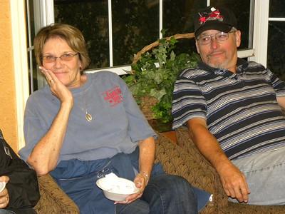Peggy and John Turner