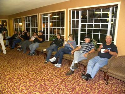 The Friday night Ice Cream Social.