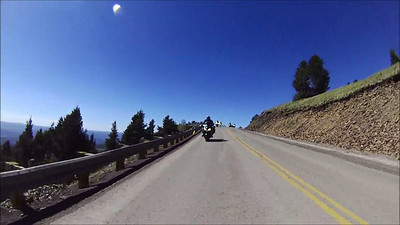 Ride Down Sierra Blanca