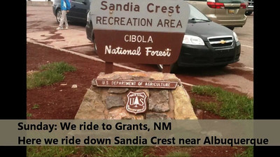 NM, AZ, Aspencash Ride - May 2012 [Part 1 of 3]