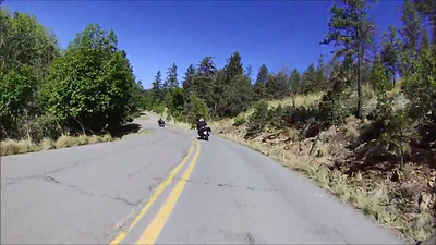 Ride Up Sierra Blanca