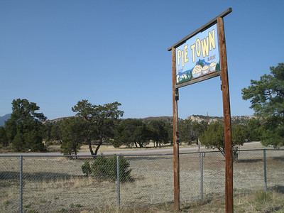 Yes, there really is a Pie Town, NM!