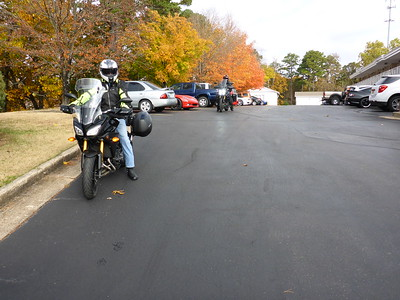 2017 Dying Leaf Ride