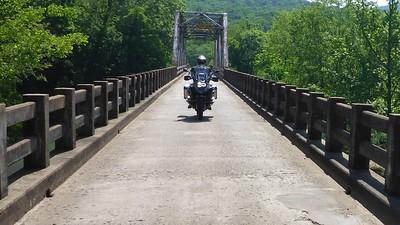 2018 Appalachian (or Ozark) Adventure (Ooops!)