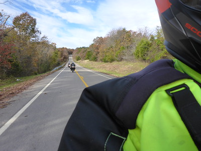 2018 Dying Leaf Ride