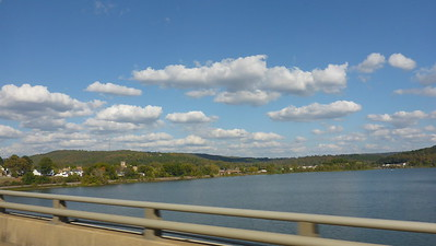 Crossing the Arkansas River