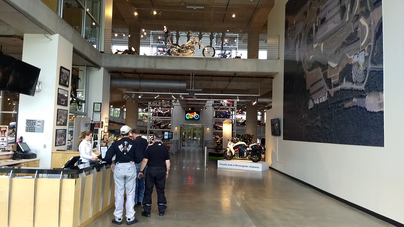 2018 - Barber Motorsports Museum