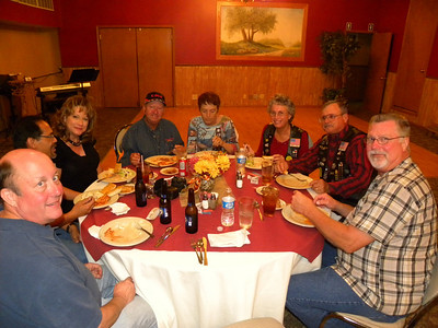 Jeff, Nathan, Kim, Dale, Sandy, Jan, John, and Jeff.