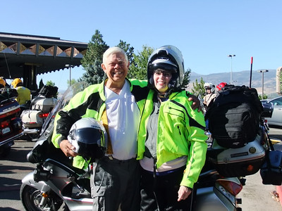 2010 California Ride.  Ralph and Ida.
