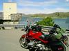Blue Mesa Reservoir on Hwy. 92 in Colorado.
