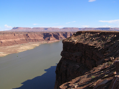 Headwaters of Lake Powell Glen Canyon National Recreation Area Utah