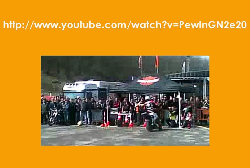 """Non sempre i freni funzionano bene...nemmeno al grande Craig Jones...ed il fotografo ne fa le spese !!! Chissà chi è ?<br /> Comunque vada rimane sempre il più grande !!<br /> <br /> segui il link su youtube    <a href=""""http://www.youtube.com/watch?v=PewInGN2e20"""">http://www.youtube.com/watch?v=PewInGN2e20</a>"""