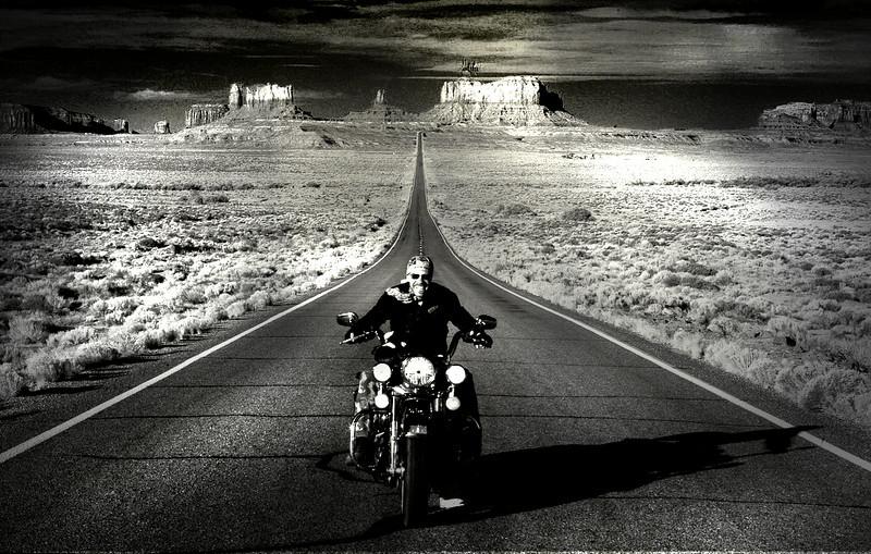 Monument Valley, Agosto 2008