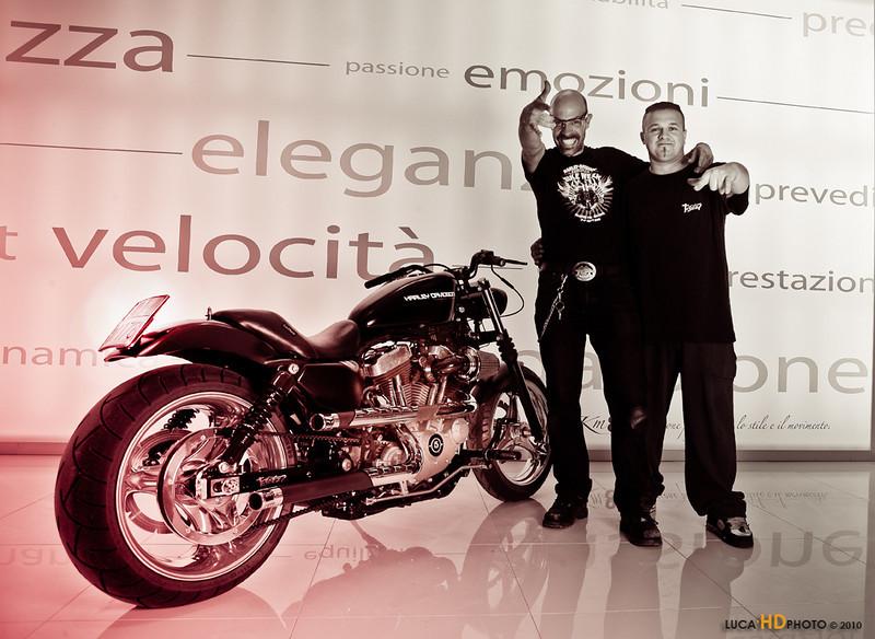 Me and Tato (T-custom), 2010
