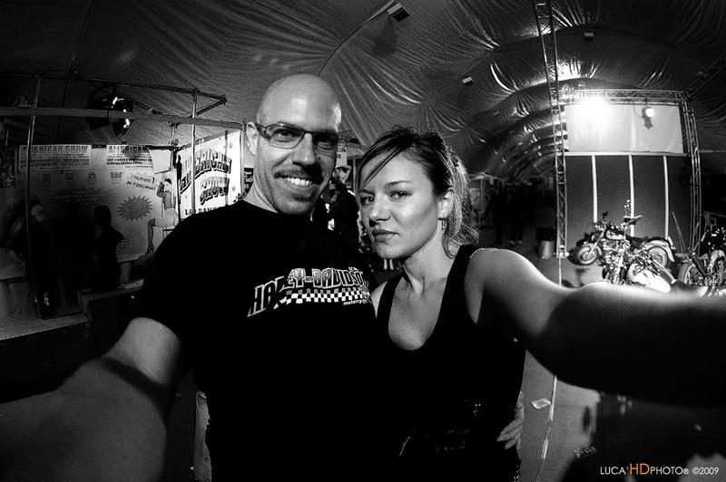 Me & Serena B.  11/2009
