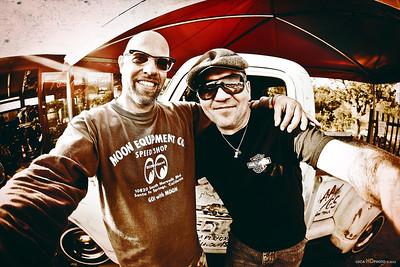 Me and AlbertONE, S.Teodoro 4/2012  http://www.galluracustom.com/index.htm