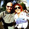 Me & Cinzia, Motociclista vera della Polizia Municipale di Roma, Roma Appia Antica 7/2011