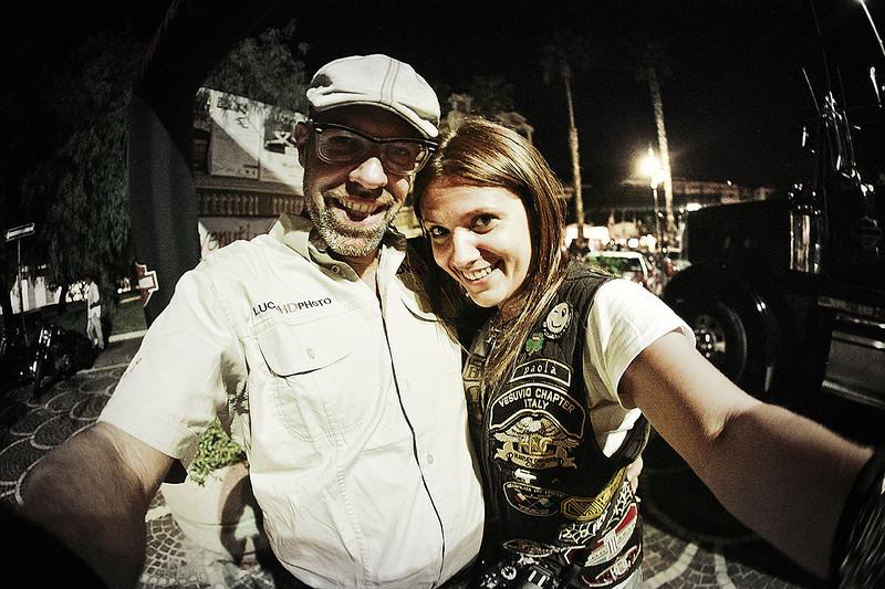 Paola and Me, Sorrento 2012