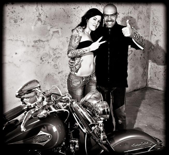 Me&EvA, 10/2010<br /> <br /> Foto cicci'HDphoto