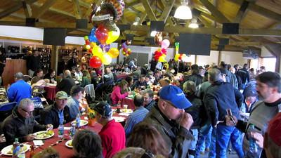 MAX BMW Thanksgiving Dinner 2011