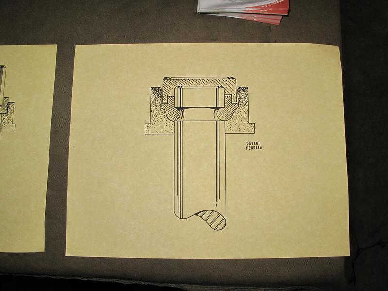 MBP 4 valve collet