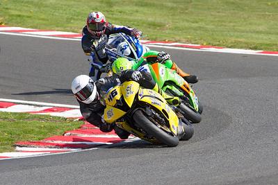 46 Jake Dixon, Yamaha 600, Brittens, Supersport Championship.