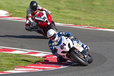 64 Aaron Zanotti, Suzuki 1000, Aaron Zanotti Racing, Britten's, MCE British Superbike race 2.