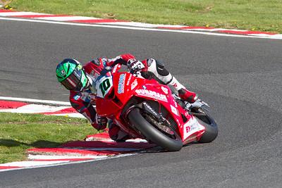 10 John Kirkham, BMW 1000, Buildbase BMW Motorrad, Britten's, MCE Superbike race 2.