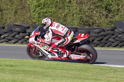 67 Shane Byrne, Kawasaki 1000, Rapid Solicitors Kawasaki, Britten's, MCE British Superbike race 2.