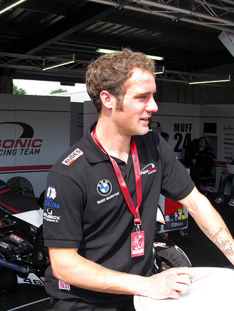 Tommy Bridewell, Supersonic Racing Team, BMW.