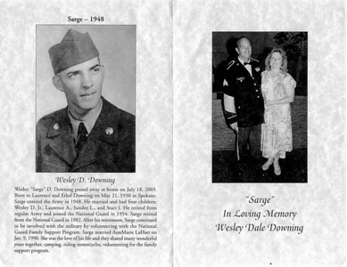 Wesley Downing (Sarge)