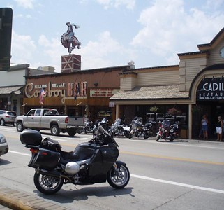 World Famous Cowboy Bar in Jackson, WY