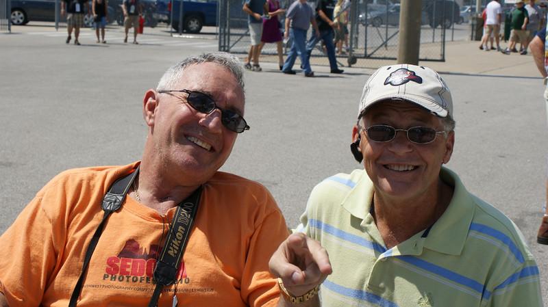 Jay Levinson and Brad Marvel