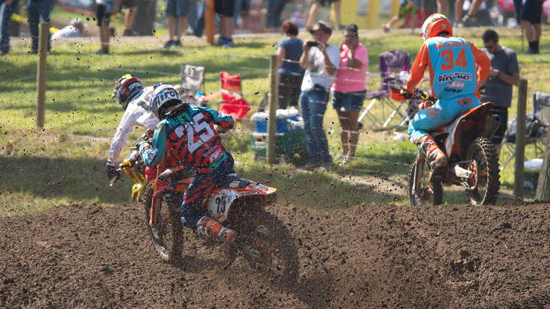 Marvin Musquin and Benny Bloss