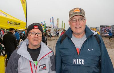 Robert Davis and Gary Pontius