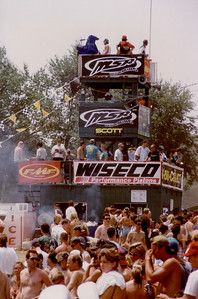 The tower at RED BUD