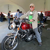 Gary, checking out the CB1100