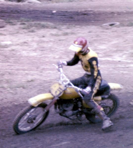 Larry Hughey @ Knobby Hill Motocross