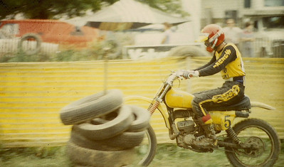 Larry Hughey,RM 125