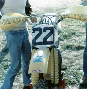 Mickey Kessler bike with Mud Mucker hand protectors Go to this link to find out more about Mickey Kessler http://www.racerxonline.com/article/where-are-they-now-mickey-kessler.aspx