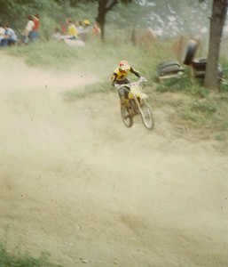 Larry Hughey at Knobby Hill