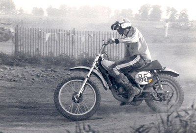 Larry Hughey @ Indianapolis Raceway Park