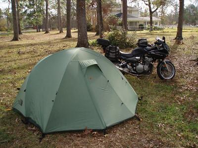 The North Face Polaris 4 Season Tent