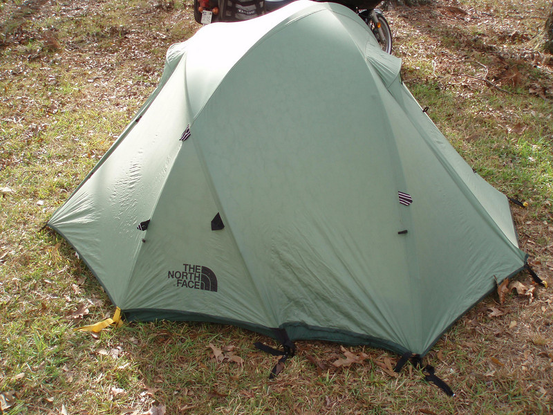 The North Face Polaris 4 Season Tent & MISCELLANEOUS STUFF - kphenix