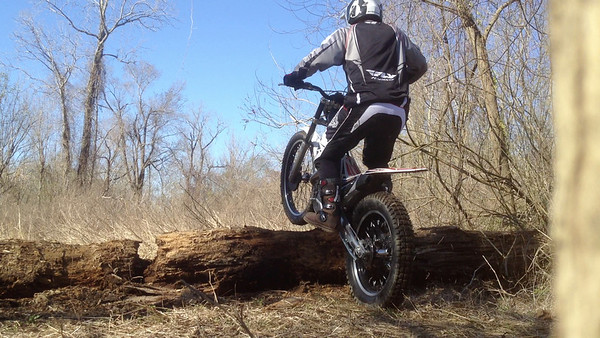 MS River trail riding