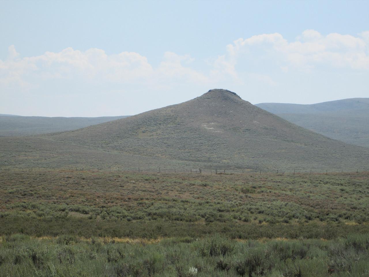 20130814 Antelope Peak on the Dufner Ranch