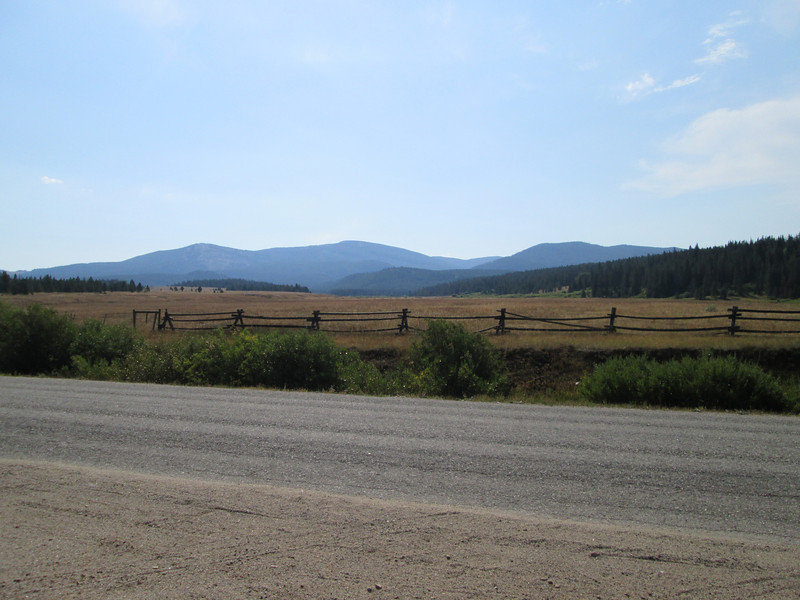 20130813 SE from Ranch toward Burnt Mt