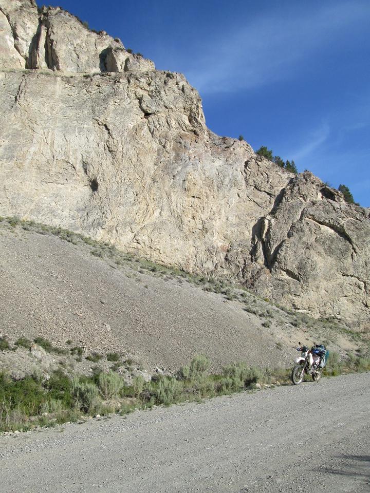 20130815 Gorge along Sheep Crk