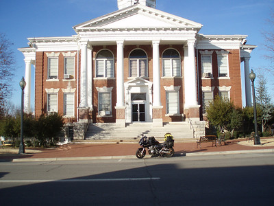 Logan County Courthouse, Paris, Arkansas